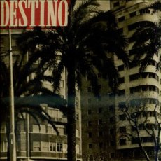 Coleccionismo de Revista Destino: REVISTA DESTINO -EXTRA DEDICADA A BARCELONA (1944). Lote 33036762