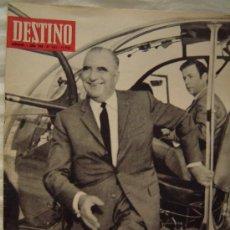 Coleccionismo de Revista Destino: REVISTA DESTINO.. Lote 35520912