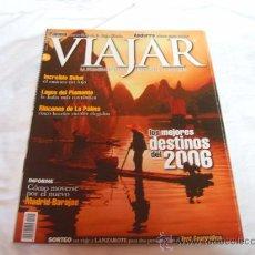 Colecionismo da Revista Destino: VIAJAR Nº 246. DUBAI, DESTINO DE LUJO. POLONIA, RUTA DE LA BAJA SILESIA. HOTELES EN LA PALMA. Lote 35894956