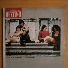 Collectionnisme de Magazine Destino: DESTINO Nº1824. AÑO 1972. CRONICAS DE EUROPA POR FRANCISCO UMBRAL, ITALIA.. Lote 37264352