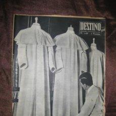 Coleccionismo de Revista Destino: DESTINO. Nº 1107. BARCELONA,25 OCTUBRE 1958. ¿QUIEN SERÁ PAPA?,MARCEL PROUST,PORTUGAL,.... Lote 37724962
