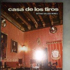 Coleccionismo de Revista Destino: TEMAS DE NUESTRA ANDALUCÍA. CASA DE LOS TIROS. Nº 3 1971. Lote 55554760
