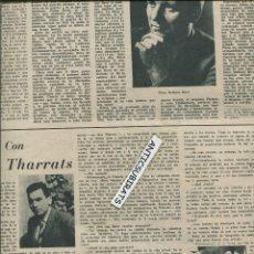 Coleccionismo de Revista Destino: REVISTA AÑO 1955 JOSEP JOSE THARRATS MUXART PALBO LEY HERMEN ANGLADA MIGUEL DELIBES JAUME PAHISSA . Lote 42517833
