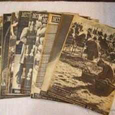 Coleccionismo de Revista Destino: REVISTA DESTINO LOTE. Lote 42543034