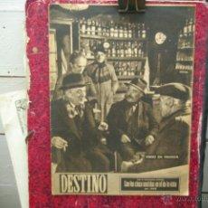 Coleccionismo de Revista Destino: REVISTA DESTINO N.637-OCTUBRE DE 1949. Lote 42764074