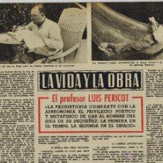 Coleccionismo de Revista Destino: AÑO 1952 DOCTOR FERRAN MEDICINA FOTOGRAFIA LUIS PERICOT BEGUR MANTEQUILLA ARIAS. Lote 44528217