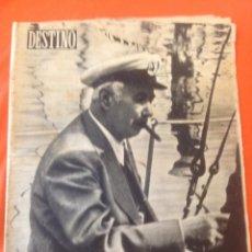 Coleccionismo de Revista Destino: . REVISTA DESTINO Nº893 18 SETIEMBRE 1954. Lote 44687000