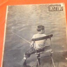 Coleccionismo de Revista Destino: . REVISTA DESTINO Nº942 27 AGOSTO 1955. Lote 44687022