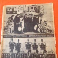 Coleccionismo de Revista Destino: . REVISTA DESTINO Nº950 22 OCTUBRE 1955. Lote 44687136