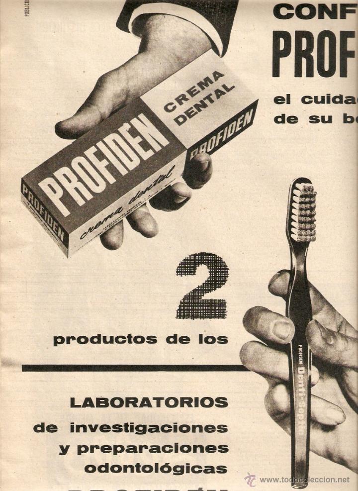Coleccionismo de Revista Destino: AÑO 1962 EMILIO BRUGALLA ENCUADERNACION FELIX CUCURULL EL CIRCO MUSICA PARA ORQUESTA MOMPOU PROFIDEN - Foto 5 - 45036513