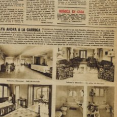 Coleccionismo de Revista Destino: AÑO 1947 PESEBRE BELEN MAURICI VALLS LA GARRIGA BALNEARI BLANCAFORT PREMIO NADAL JOSEP Mª GIRONELLA. Lote 45063373