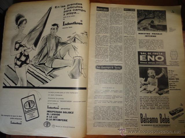Coleccionismo de Revista Destino: REVISTA DESTINO NUM.1293, MAYO DE 1962 BODA REAL, PARTIDO CONSERVADOR, ANTE EL TELON DE BAMBU.... - Foto 4 - 45503105