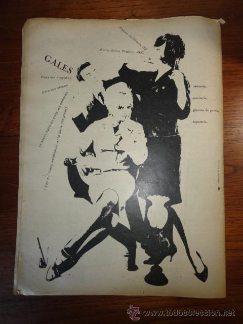 Coleccionismo de Revista Destino: contraportada - Foto 7 - 45503105