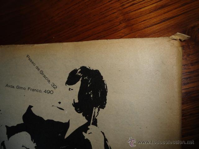 Coleccionismo de Revista Destino: contraportada detalle - Foto 8 - 45503105
