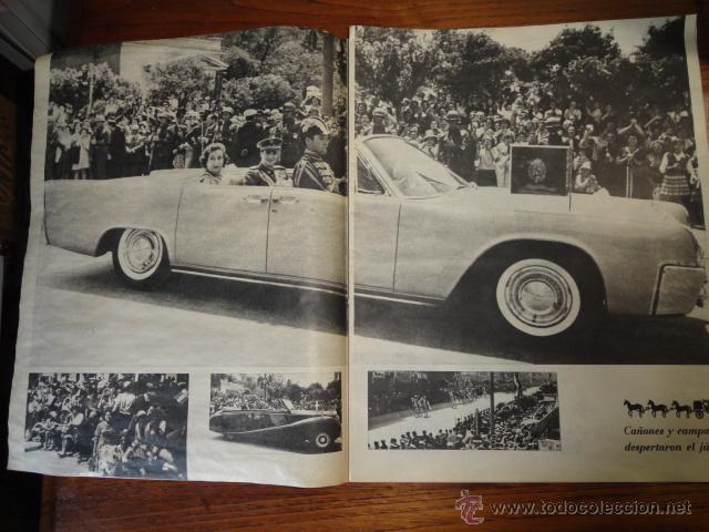 Coleccionismo de Revista Destino: REVISTA FOLLETO SOFIA ES PRINCESA ESPAÑOLA MAYO 1962 - Foto 2 - 45503334