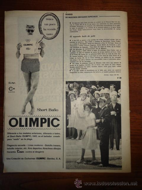Coleccionismo de Revista Destino: contraportada - Foto 7 - 45503334