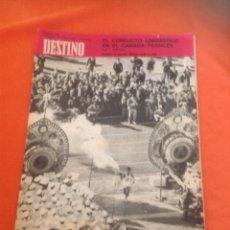 Coleccionismo de Revista Destino: . REVISTA DESTINO Nº1419 17 OCTUBRE 1964 . Lote 45741126