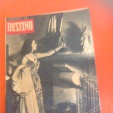 Coleccionismo de Revista Destino: . REVISTA DESTINO Nº1562 JULIO 1967 . Lote 45752600