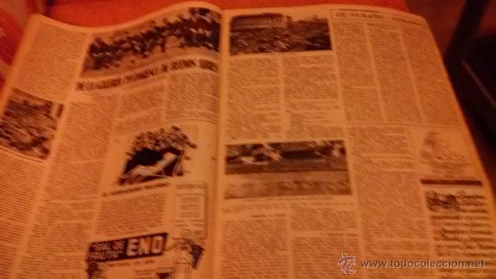 Coleccionismo de Revista Destino: PERIODICO DESTINO - 18 DE JULIO 1953 - FRANCO - BARCELONA - Foto 7 - 47375031