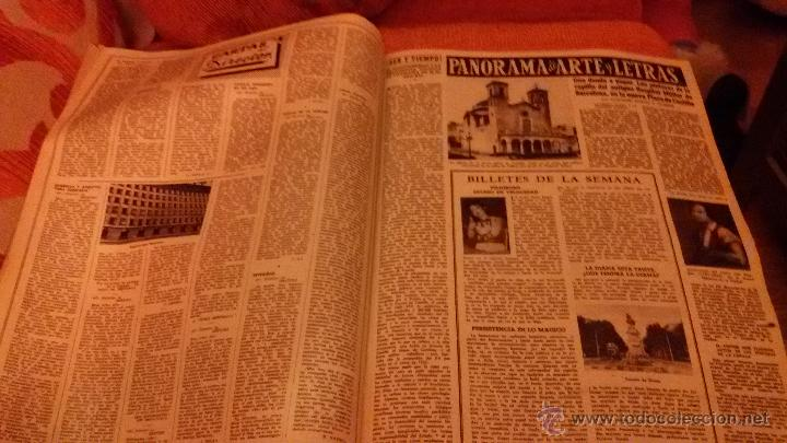 Coleccionismo de Revista Destino: PERIODICO DESTINO - 10 DE JULIO 1954 - BARCELONA -KUBALA FUTBOL FUTBOLISTA - Foto 3 - 47375055