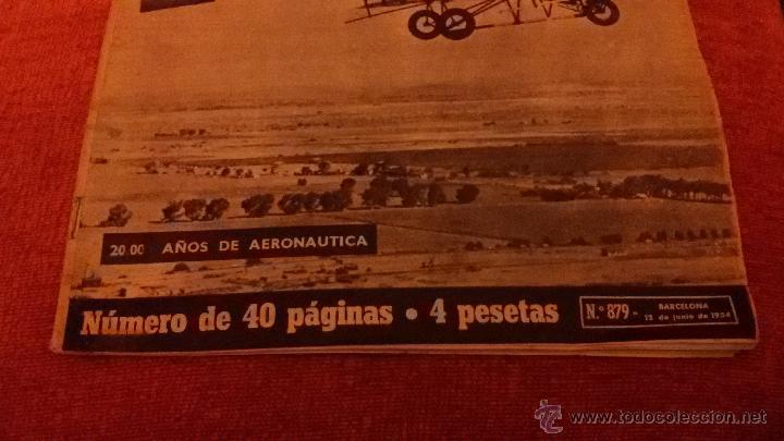 Coleccionismo de Revista Destino: PERIODICO DESTINO - 12 DE JUNIO 1954 - BARCELONA - - Foto 3 - 47375094