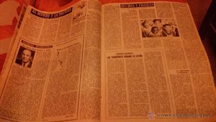 Coleccionismo de Revista Destino: PERIODICO DESTINO - 12 DE JUNIO 1954 - BARCELONA - - Foto 5 - 47375094