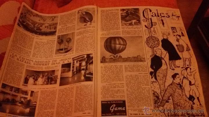 Coleccionismo de Revista Destino: PERIODICO DESTINO - 12 DE JUNIO 1954 - BARCELONA - - Foto 7 - 47375094