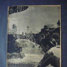 Colecionismo da Revista Destino: REVISTA DESTINO Nº 623-16 DE JULIO DE 1949-MADRID SE ADORNA-SUERTE Y MALA SUERTE DE LAS PIEDRAS. Lote 51433517