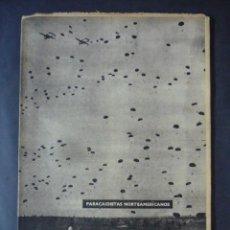 Collectionnisme de Magazine Destino: REVISTA DESTINO Nº 674-8 DE JULIO DE 1950-PARACAIDISTAS NORTEAMERICANOS-LOS POSTREROS OASIS. Lote 51435751
