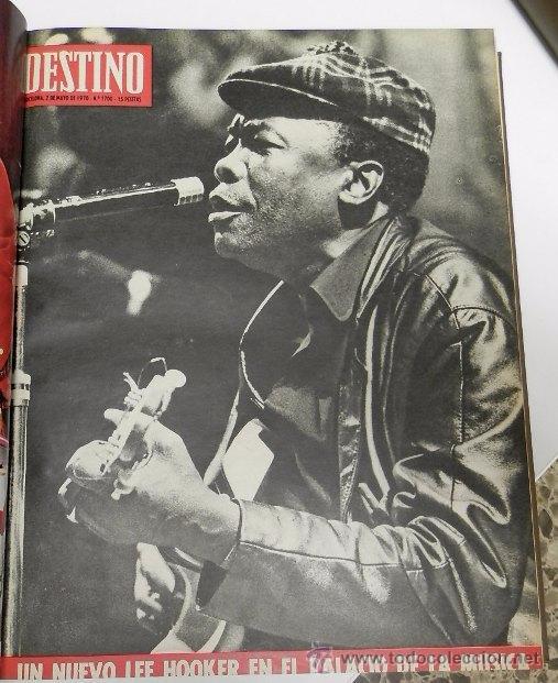 Coleccionismo de Revista Destino: REVISTA DESTINO. AÑO 1970 COMPLETO. - Foto 5 - 53319449