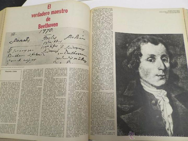 Coleccionismo de Revista Destino: REVISTA DESTINO. AÑO 1970 COMPLETO. - Foto 10 - 53319449