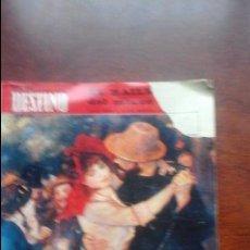 Coleccionismo de Revista Destino: REVISTA DESTINO N°1602.ESPECIAL EL BAILE. Lote 54391877