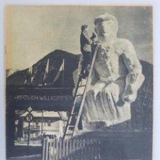 Coleccionismo de Revista Destino: PERIÓDICO DESTINO Nº 702 // 20 ENERO 1950 // LEGADO DE FRANCISCO CAMBÓ A BARCELONA. Lote 56550110