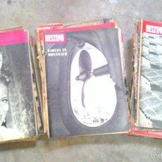 Coleccionismo de Revista Destino: LOTE 55 REVISTAS DESTINO DE 1964-1965 Y 1966. Lote 57798844
