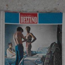 Coleccionismo de Revista Destino: VENDO ANTIGUA REVISTA DESTINO MÚMERO 1873 25 DE AGOSTO DE 1973 BARCELONA. Lote 58483202
