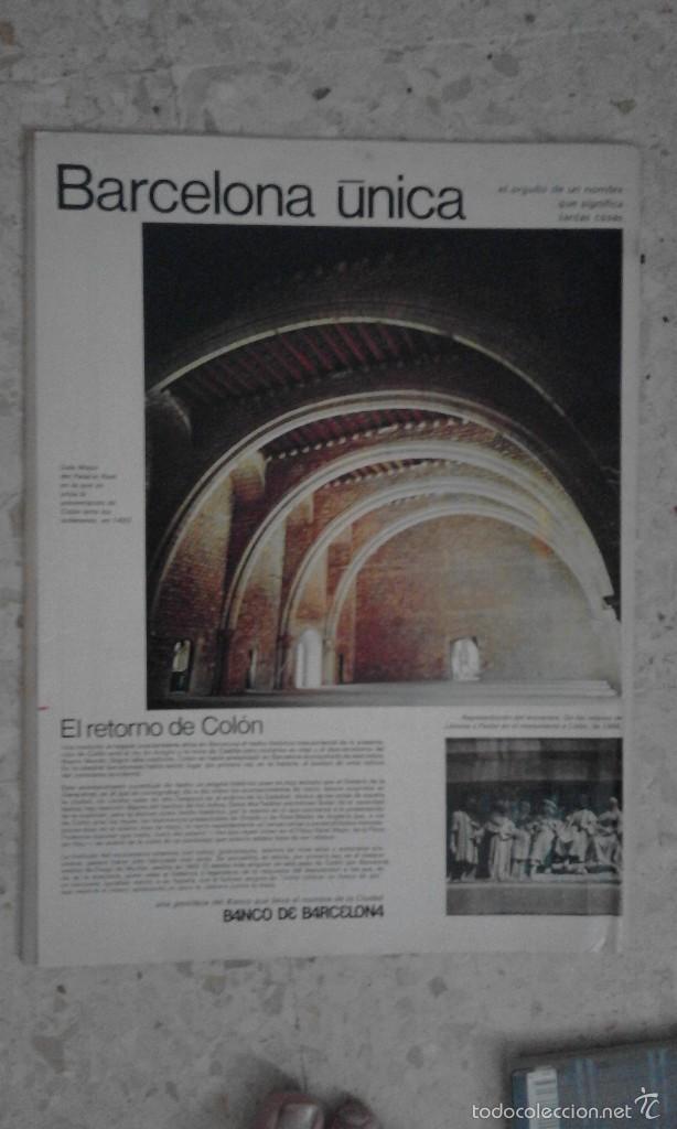 Coleccionismo de Revista Destino: Antigua Revista Destino 1871 11 Agosto 1973 Barcelona Permitiremos que el Fuego lo destruya todo - Foto 3 - 58483710