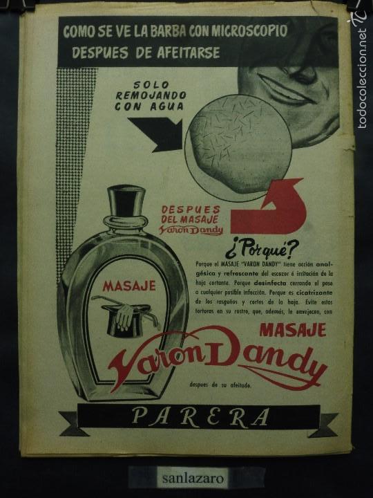 Coleccionismo de Revista Destino: REVISTA DESTINO Nº 1267 - 18 NOVIEMBRE 1961-RUSIA HUMILLADA Y OFENDIDA-VIAJE A MEXICO-PARIS 1961 - Foto 2 - 58977820