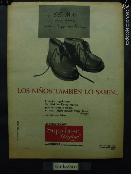 Coleccionismo de Revista Destino: REVISTA DESTINO Nº 1273 - 30 DICIEMBRE 1961-BARCELONA, AYER-INDIOS EN LOS EE.UU.-1961 UN AÑO NEGRO - Foto 2 - 58978005
