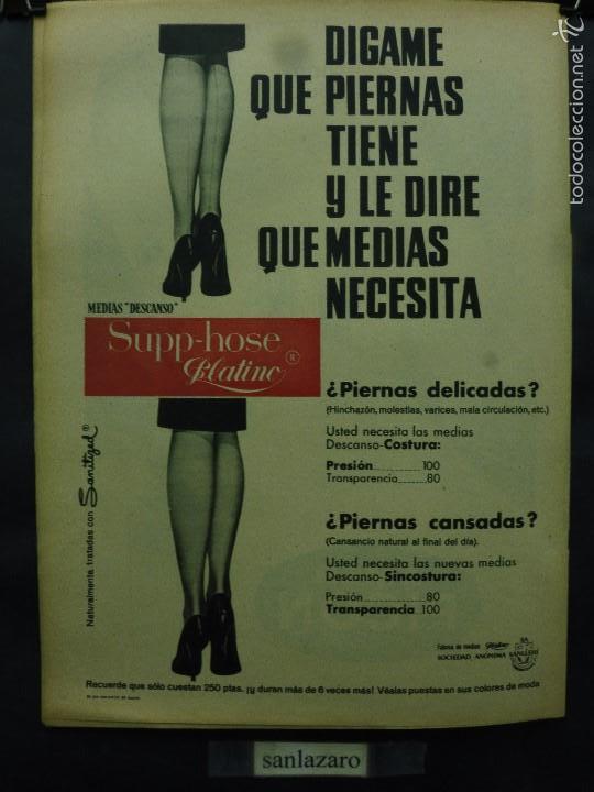 Coleccionismo de Revista Destino: REVISTA DESTINO Nº 1281 - 24 FEBRERO 1962-EL ASTRONAUTA SONRÍE FELIZ-LA MONARQUÍA BRITÁNICA - Foto 2 - 58978955