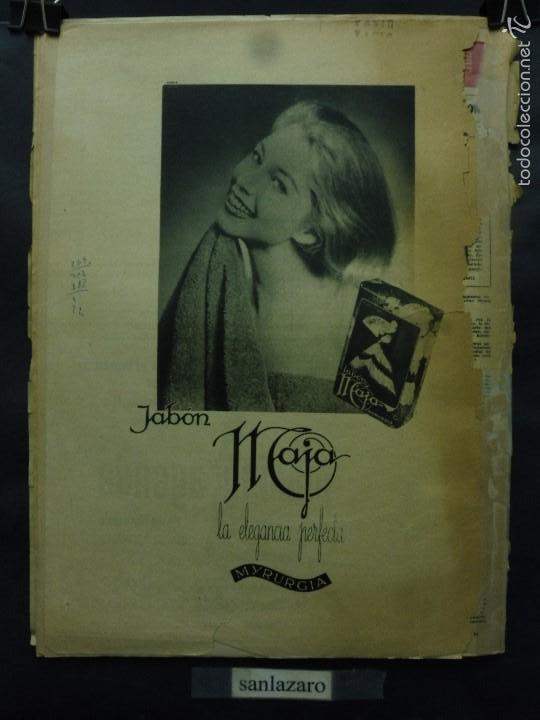Coleccionismo de Revista Destino: REVISTA DESTINO Nº 1305 -11 AGOSTO 1962- TRES FIGURAS DESAPARECIDAS-LA BARCELONA VENEZOLANA - Foto 2 - 59109045