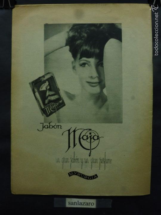 Coleccionismo de Revista Destino: REVISTA DESTINO Nº 1304 -4 AGOSTO 1962- LA PLAYA DE BARCELONA- MI VIEJA, MI QUERIDA EUROPA - Foto 2 - 59109205