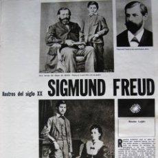 Coleccionismo de Revista Destino: PPRLY - SIGMUND FREUD POR NESTOR LUJAN.PREMIOS NADAL Y JOSEP PLA 1972. VER SUMARIO.. Lote 82439904