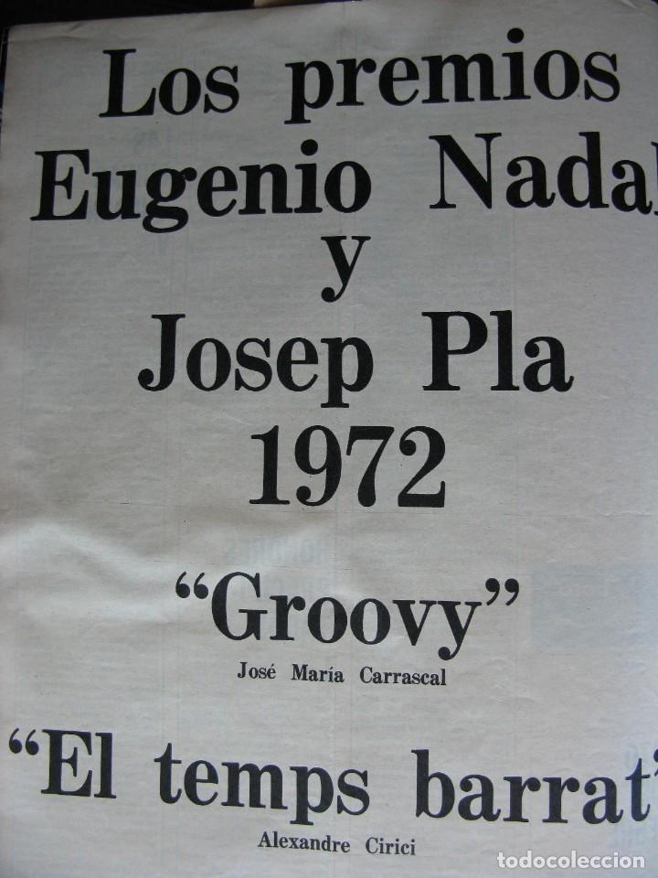 Coleccionismo de Revista Destino: PPRLY - SIGMUND FREUD por Nestor Lujan.Premios Nadal y Josep Pla 1972. Ver sumario. - Foto 3 - 82439904