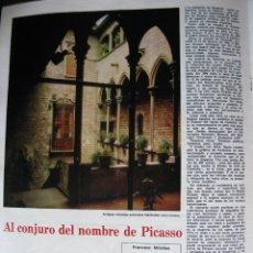 Coleccionismo de Revista Destino: PPRLY - MUSEO ARTE CONTEMPORÁNEO DE BARCELONA.MUSEO PARA GERONA . VER SUMARIO.. Lote 83101900