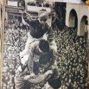 Coleccionismo de Revista Destino: REVISTA DESTINO Nº 705 DEL 10 FEBRERO DE 1951 - CASTELLERS EN VALLS . Lote 85321628