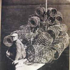 Coleccionismo de Revista Destino: REVISTA DESTINO Nº 728 DEL 21 JULIO DE 1951 - . Lote 85324072