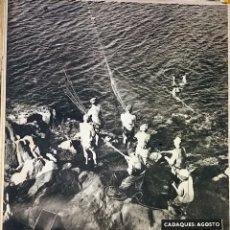 Colecionismo da Revista Destino: REVISTA DESTINO Nº 731 DEL 11 DE AGOSTO DE 1951 - CADAQUES - CORONACION REY BALDUINO. Lote 85324504
