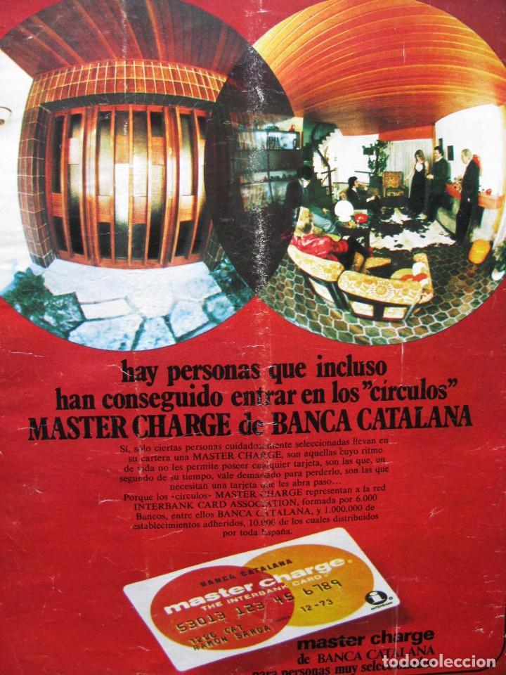 Coleccionismo de Revista Destino: PPRLY - NEWMARKET: CUNA DEL PURA SANGRE. HABLA EL CINE ESPAÑOL: CARLOS SAURA. VER SUMARIO. - Foto 6 - 85451424
