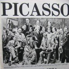 Coleccionismo de Revista Destino: PPRLY - EN LA MUERTE DE PICASSO - EL SALÓN DEL AUTOMÓVIL, UN PARAISO PARA SOÑAR. VER SUMARIO.. Lote 85880964