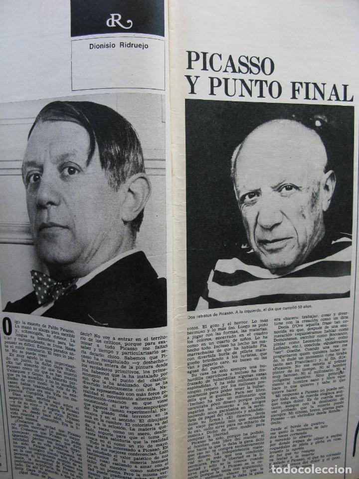 Coleccionismo de Revista Destino: PPRLY - JOAN MIRÓ: 80 AÑOS. LA COLECCIÓN JOAN PRATS. VER SUMARIO. - Foto 2 - 85882512